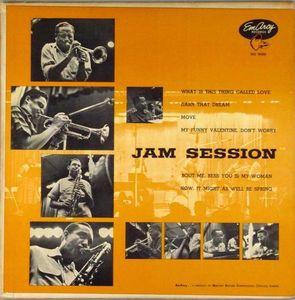 All Star Jam Session, LA 1954
