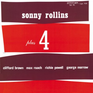 Sonny-Rollins-Plus-Four-Posters