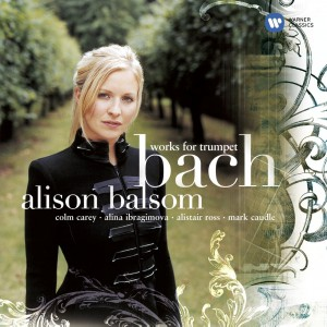 Alison Balsom - Bach Works