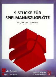 Book_9StueckeFuerSpielmannszugfloete