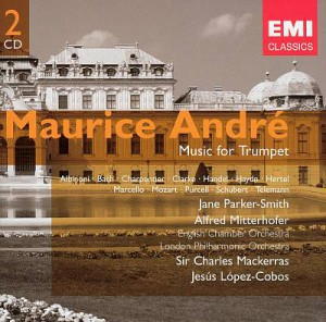 Maurice Andre - Music for Trumpet
