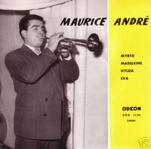 Maurice Andre - Odeon 1