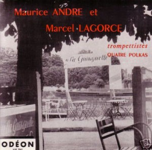 Maurice Andre - Trompettistes
