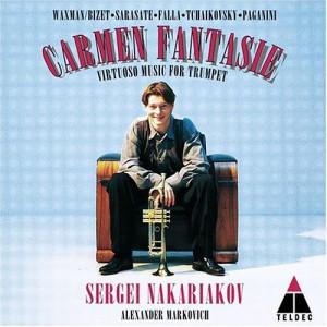 Sergei - Carmen Fantasie