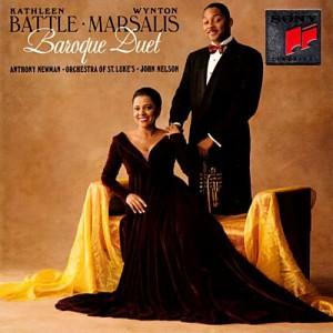 Wynton Marsalis - Baroque Duet